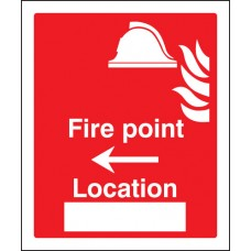 Fire Point Arrow Left Location