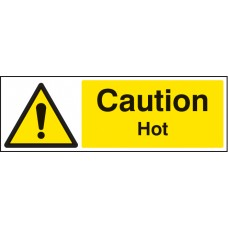 Caution Hot