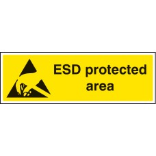 ESD Protected Area