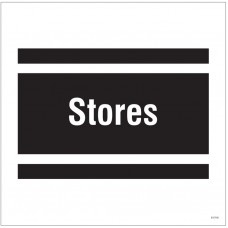 Stores - Site Saver Sign - 400 x 400mm