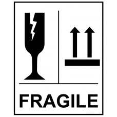 Fragile Glass this Way Up
