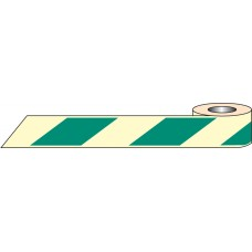 Green/White Photoluminescent Tape