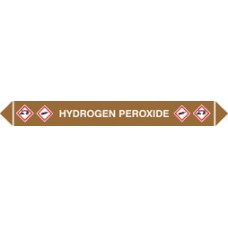 Flow Marker (Pack of 5) Hydrogen Peroxide