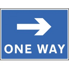 One Way - Right