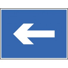 One Way Arrow Only