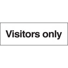 Visitors Only
